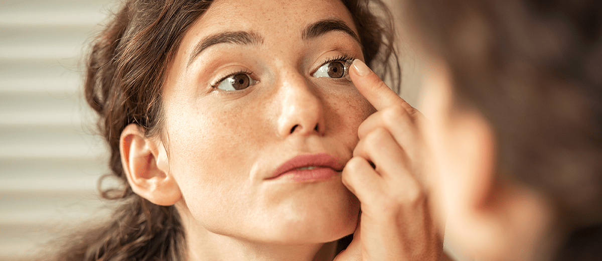 7 Tips on Getting Used to Your Contact Lenses