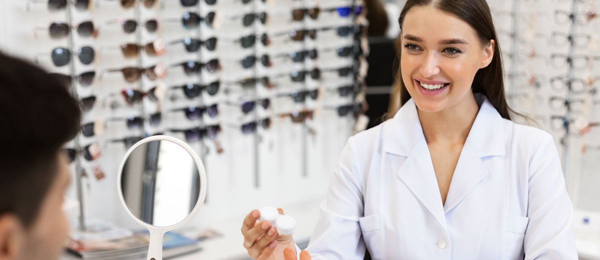 Branded vs. Unbranded Contact Lenses